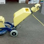 Low moisture encapsulation cleaning, Great for low pile commercial carpeting