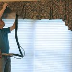 Cleaning Hunter Douglas Draperies in Madison CT